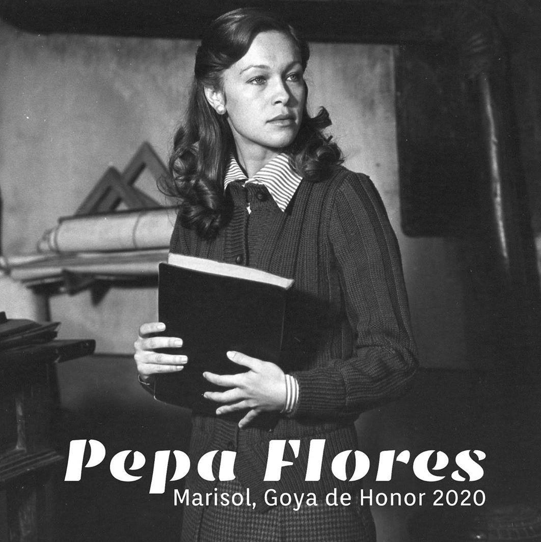 Marisol in Premios Goya 34 edición (2020)