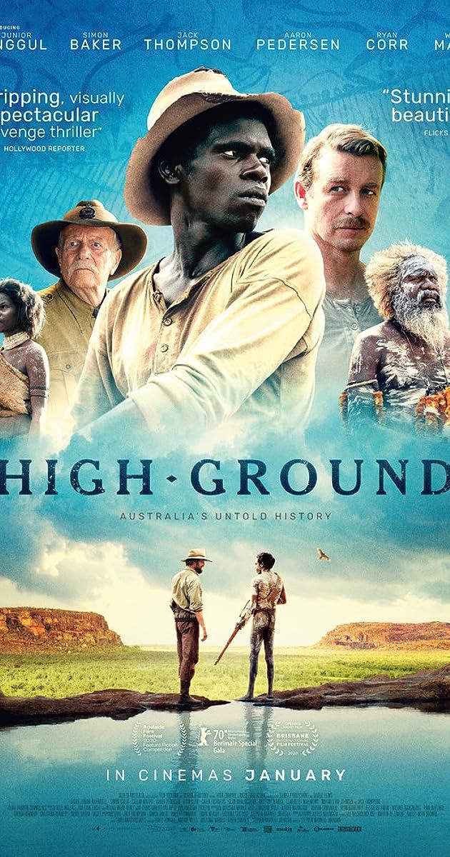 High Ground (2020) Bengali Dubbed (Voice Over) BluRay 720p [Full Movie] 1XBET