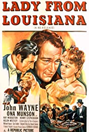 Lady from Louisiana (1941) Poster - Movie Forum, Cast, Reviews