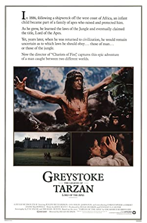 Where to stream Greystoke: The Legend of Tarzan, Lord of the Apes