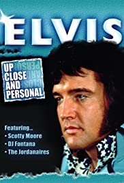 Elvis - Up Close and Personal Poster