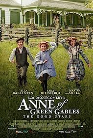 Martin Sheen, Sara Botsford, Julia Lalonde, Ella Ballentine, and Drew Haytaoglu in L.M. Montgomery's Anne of Green Gables: The Good Stars (2017)