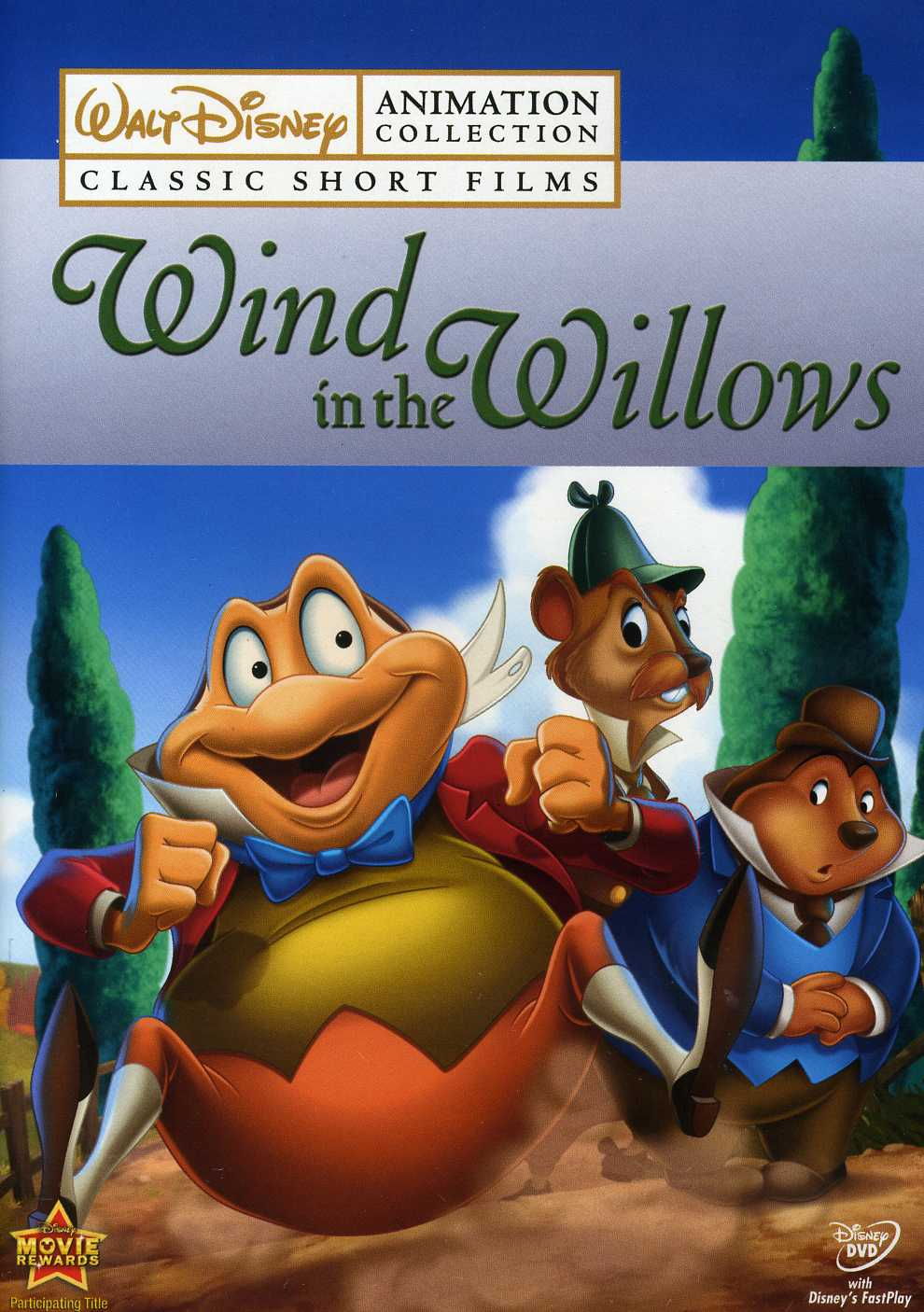 wind in the willows story summary
