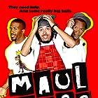 Murs, Tabi Bonney, and Dee-1 in Maul Dogs (2015)