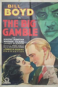 Psp go movie downloads The Big Gamble by Hamilton MacFadden [DVDRip]