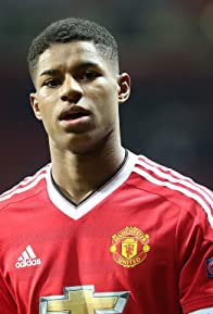 Primary photo for Marcus Rashford