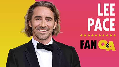 Lee Pace Answers Fan Questions