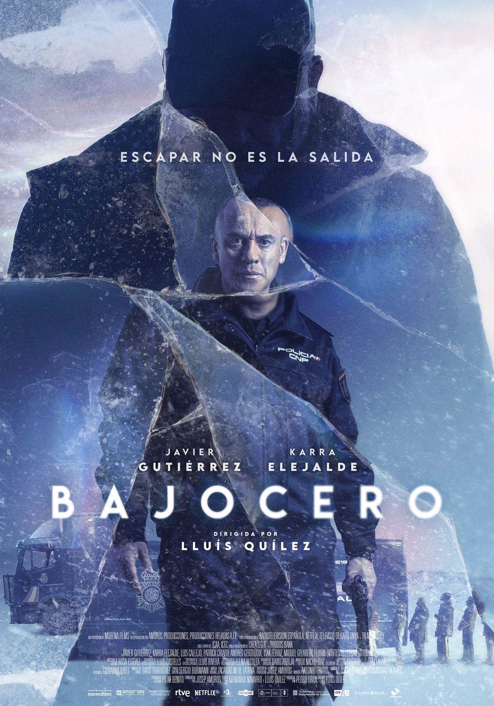 Below Zero (2021) - Photo Gallery - IMDb