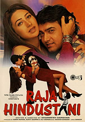 Robin Bhatt (screenplay) Raja Hindustani Movie