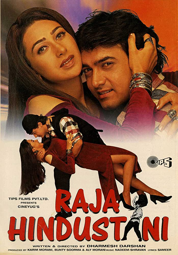 Raja Hindustani (1996) WEBRip [1080p-720p-480p] Hindi x264 AAC