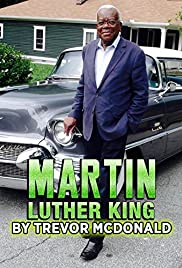 Martin Luther King by Trevor McDonald Poster