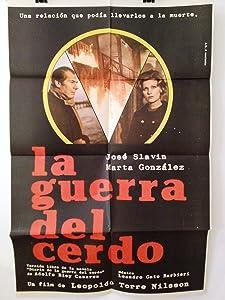 Movie trailers download wmv La guerra del cerdo by Leopoldo Torre Nilsson [1080pixel]