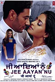 Jee Aaya Nu Poster