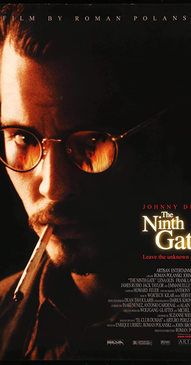The Ninth Gate (1999) - IMDb