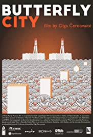 Butterfly City Poster