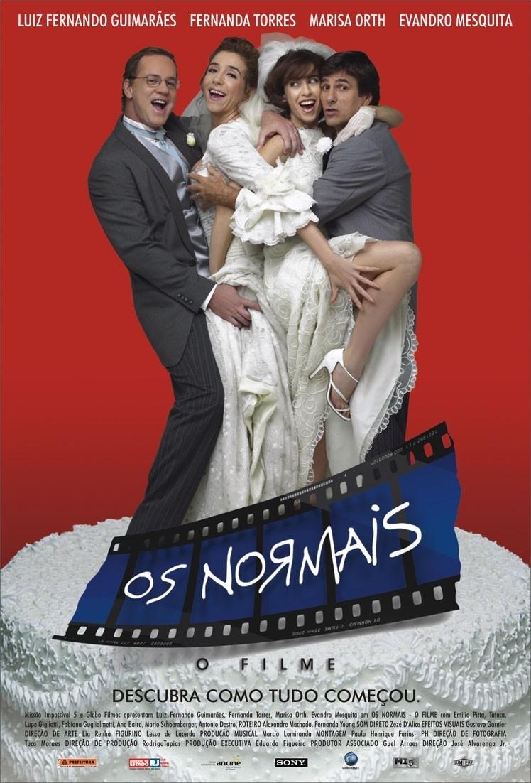 Os Normais: O Filme [Nac] – IMDB 6.7