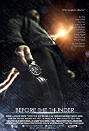Before the Thunder Poster