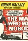 The Man Who Was Nobody (1960) Poster