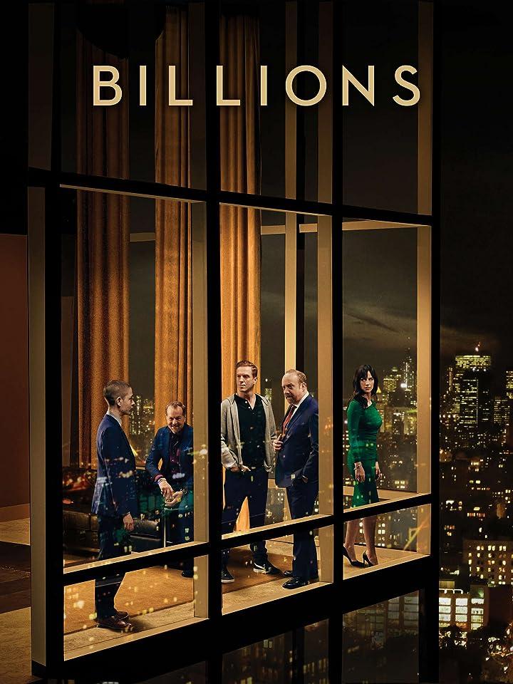 金融戰爭 (第5季) | awwrated | 你的 Netflix 避雷好幫手!