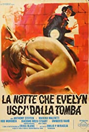 The Night Evelyn Came Out of the Grave(1971) Poster - Movie Forum, Cast, Reviews