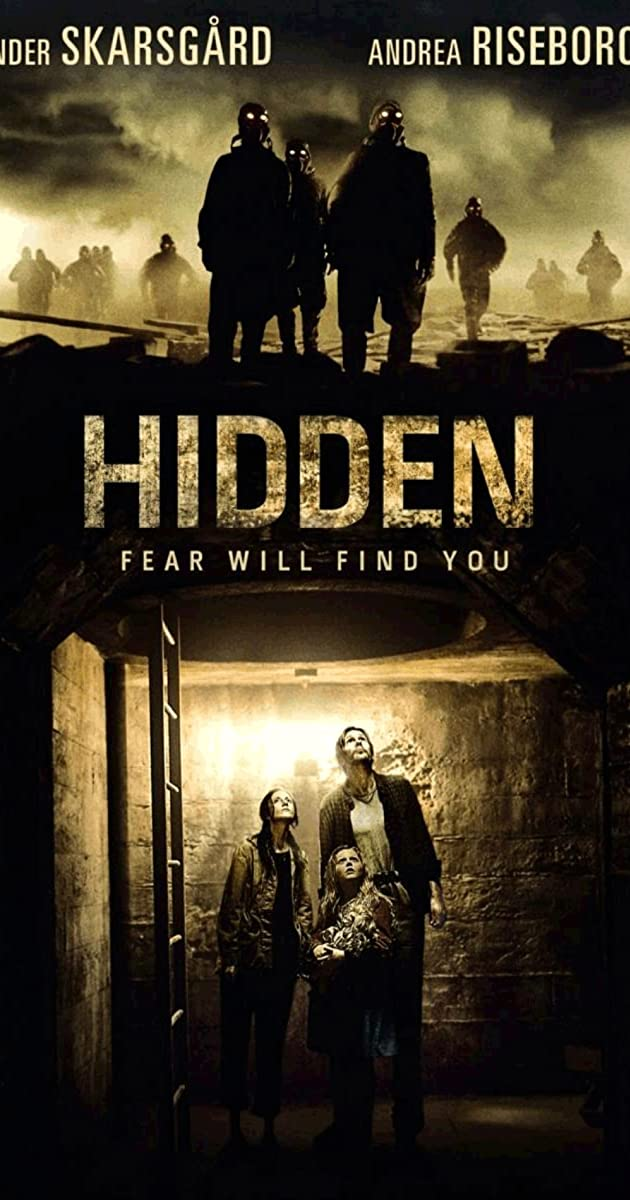Subtitle of Hidden