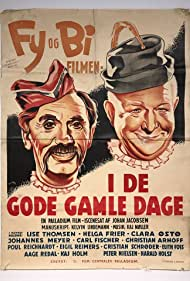 I de gode, gamle dage (1940)