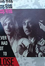 Cheap Trick: Never Had a Lot to Lose Poster