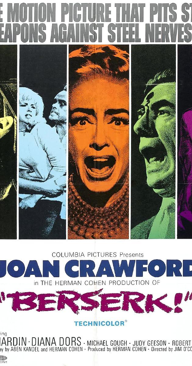 Bildergebnis für Joan Crawford berserk! movie