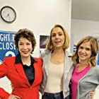 Diane Robin, Allison McAtee, and Anna Marie Dobbins in Deadly Mile High Club (2020)