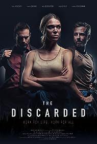 Rick Stolz, David Crowe, and Zara Jestadt in The Discarded (2019)