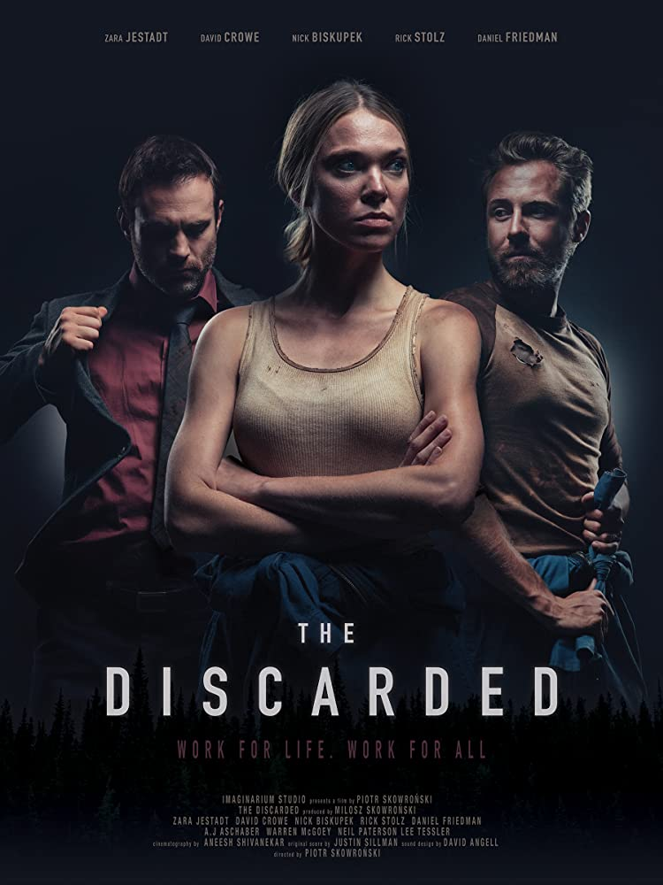 The Discarded 2020 English 300MB HDRip 480p