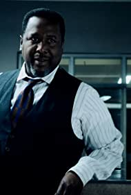 Wendell Pierce in Unsolved (2018)