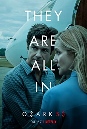Download Ozark S03 (2020) [Hindi + English] Dual Audio 5.1 NetFlix WebSeries 720p | 480p WebRip 600MB | 200MB Per Episode