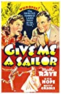 Give Me a Sailor (1938) Poster