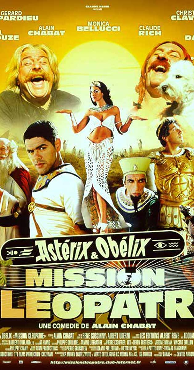 OBELIX MISSION ASTERIX CLEOPATRE MP4 ET TÉLÉCHARGER