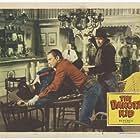 Roy Barcroft, Chick Hannan, Danny Morton, and Robert Shayne in The Dakota Kid (1951)