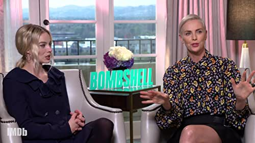 How Gallows Humor Helped Charlize Theron Make 'Bombshell' Feel Real
