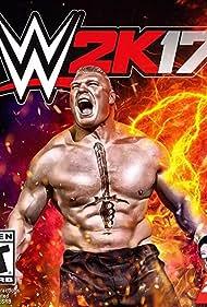 Bill Goldberg and Brock Lesnar in WWE 2K17 (2016)