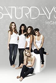 The Saturdays Feat. Flo Rida: Higher Poster