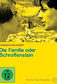 Die Familie oder Schroffenstein Poster