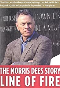 Primary photo for Line of Fire: The Morris Dees Story