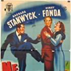 Henry Fonda, Barbara Stanwyck, and Roger Clark in You Belong to Me (1941)