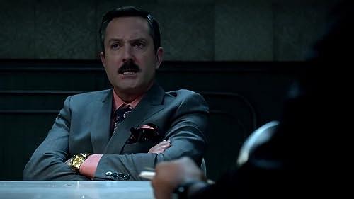 Lethal Weapon: Roger & Captain Avery Interrogate Leo