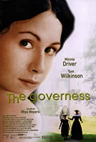 Minnie Driver in The Governess (1998)