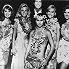 Edy Williams, Arlene Charles, Bebe Louie, Diane McBain, and Gardner McKay in I Sailed to Tahiti with an All Girl Crew (1968)