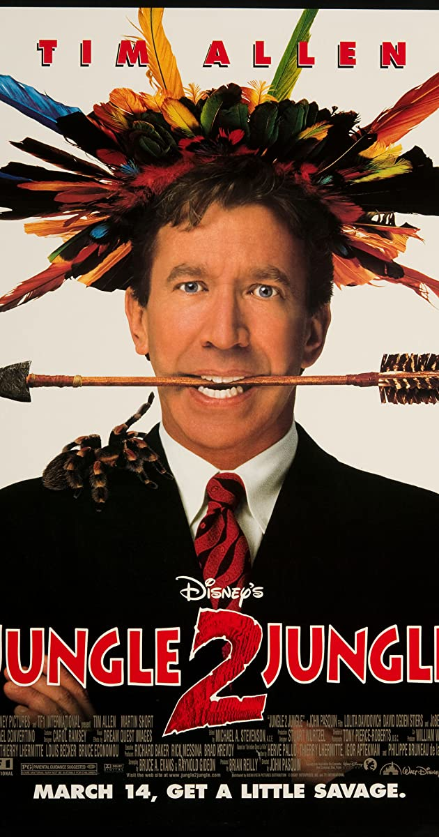 Subtitle of Jungle 2 Jungle