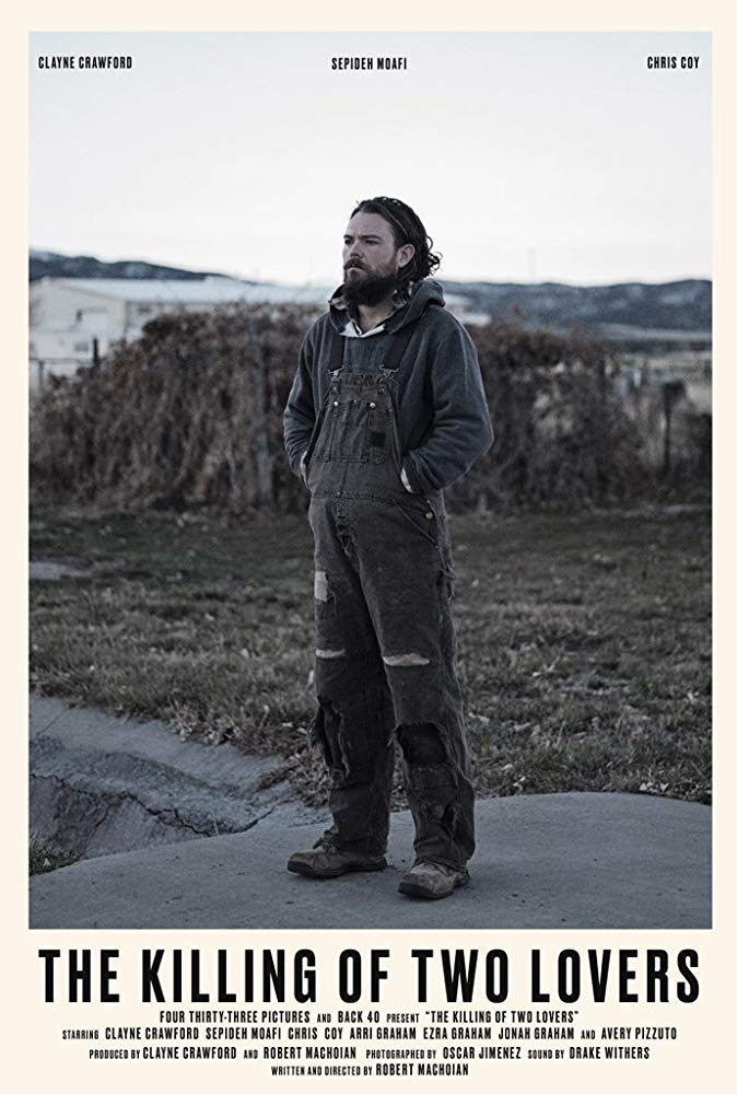 Clayne Crawford in The Killing of Two Lovers (2020)