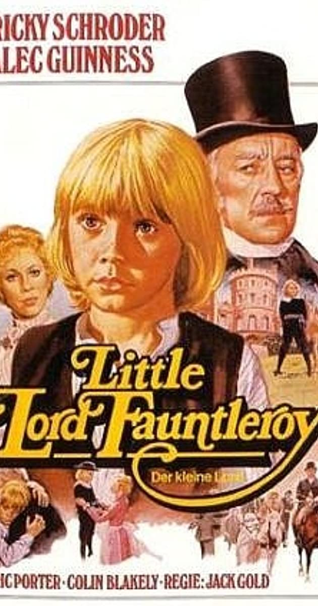 image poster from imdb - Little Lord Fauntleroy (1980) • Movie