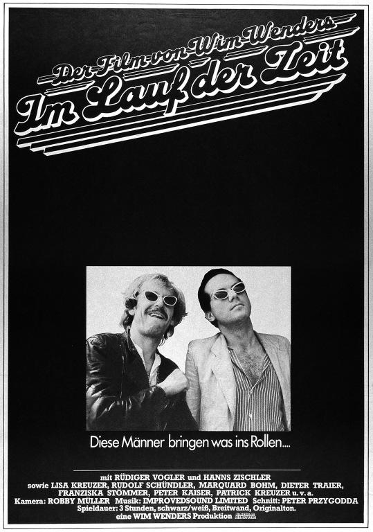 Im Lauf der Zeit (1976)
