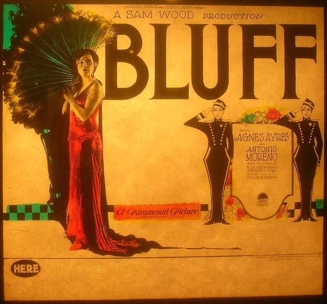 Bluff (1924)